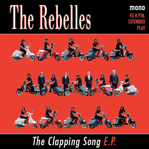 Clapping Song E.P. front cover